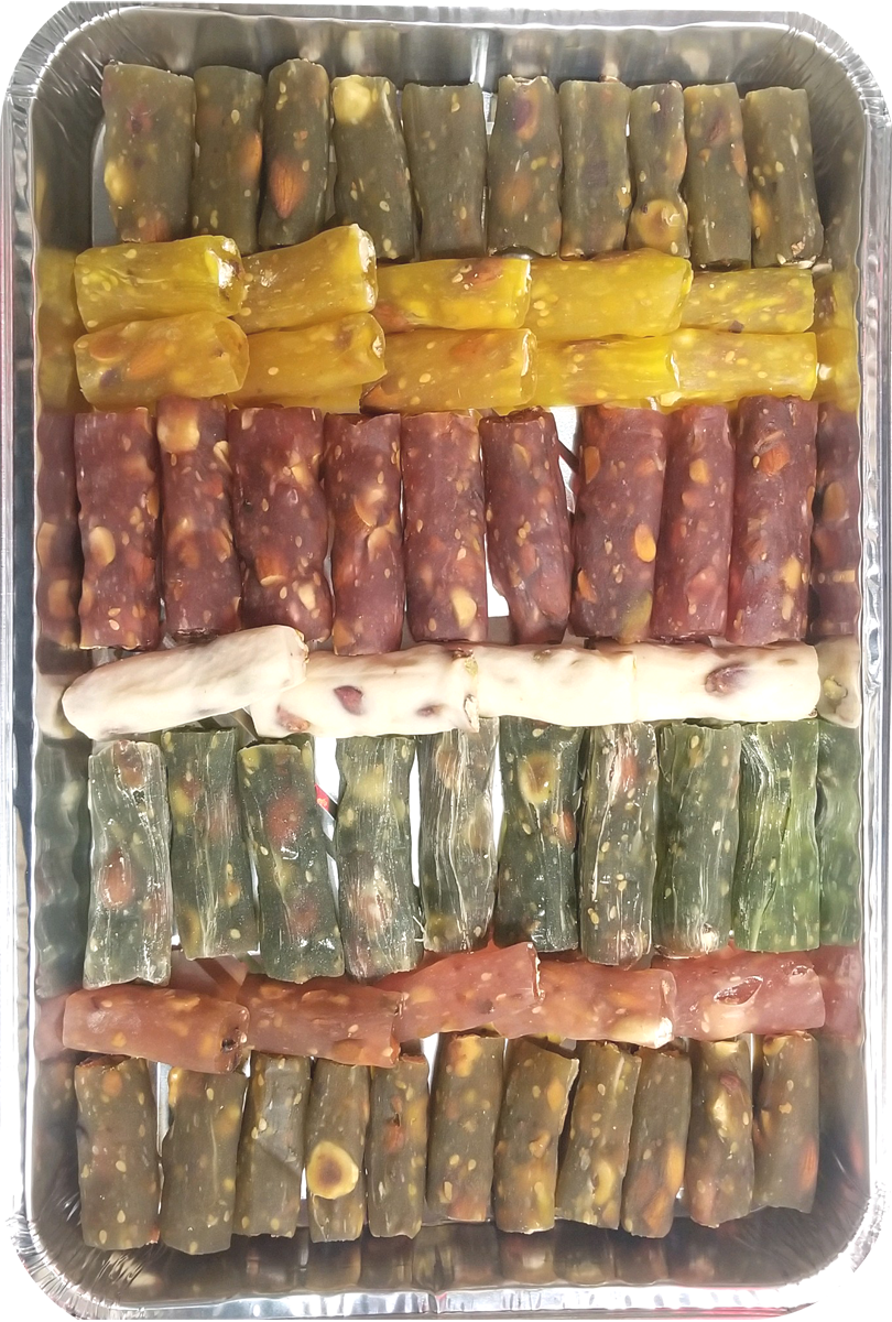 ASSORTED SUJUK TRAY