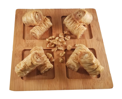 MINI BURMA BAKLAVA WALNUT