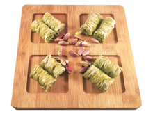 Load image into Gallery viewer, GREEN MINI BURMA BAKLAVA PISTACHIO