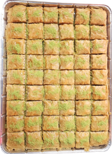 Load image into Gallery viewer, BAKLAVA PISTACHIO FULL TRAY