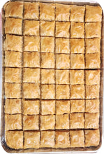 Load image into Gallery viewer, SUGAR FREE BAKLAVA WALNUTS FULL TRAY