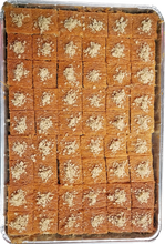 Load image into Gallery viewer, BAKLAVA BUSMA WALNUTS FULL TRAY