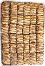 Load image into Gallery viewer, CHOCOLATE PECAN BAKLAVA FULL TRAY