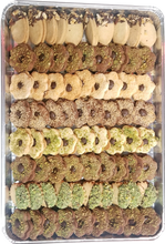 Load image into Gallery viewer, Assorted Sable Cookies Full Tray