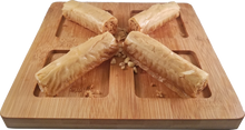 Load image into Gallery viewer, LADY FINGERS CASHEW BAKLAVA