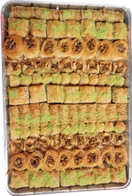 Load image into Gallery viewer, SUGAR FREE ASSORTED BAKLAVA TRAY FULL TRAY