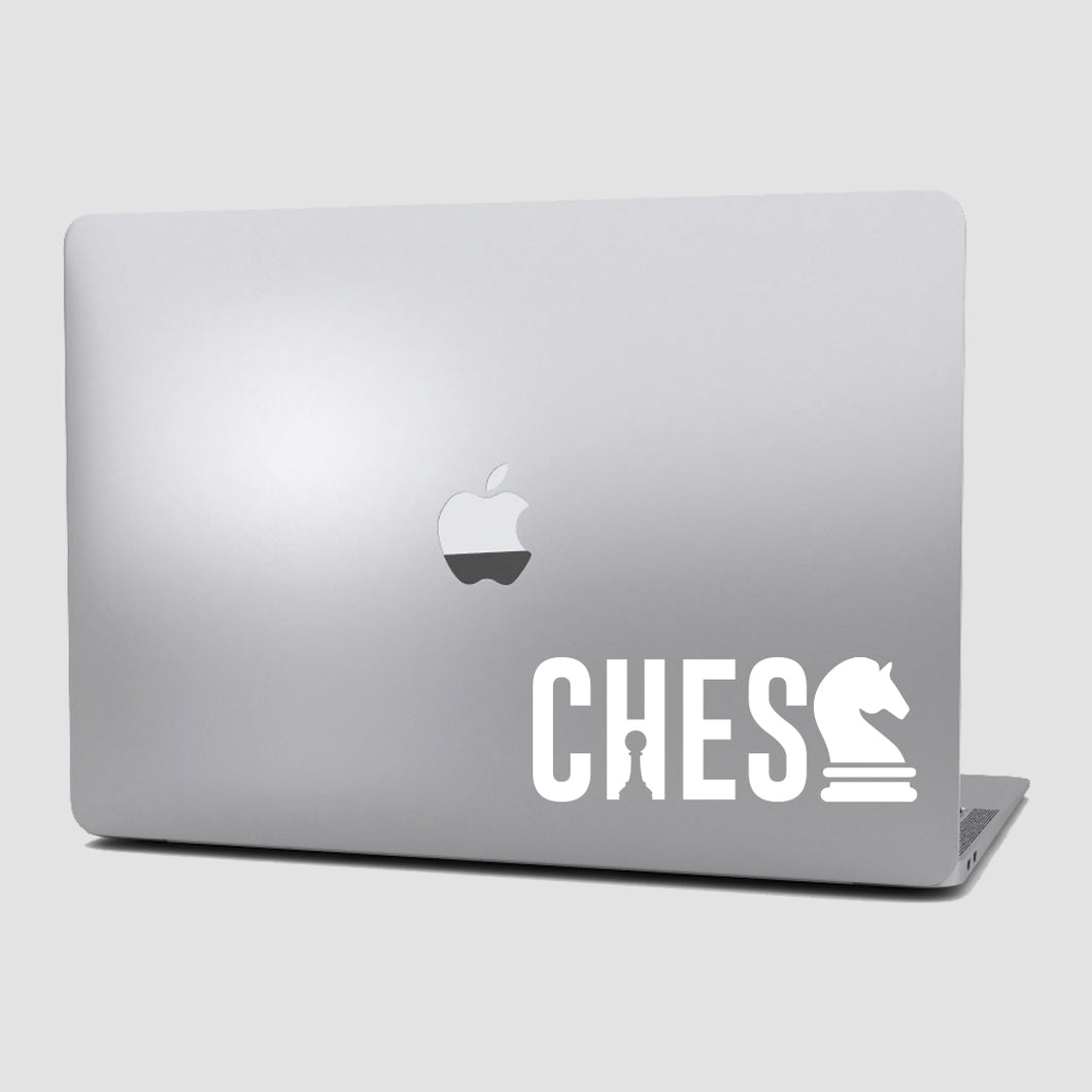 Sticker Ajedrez - Show Chess