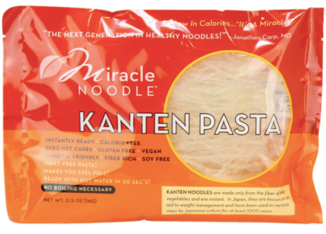 Kanten Pasta by Miracle Noodle