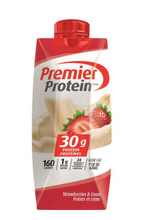 Load image into Gallery viewer, Strawberries & Cream Premier Protein