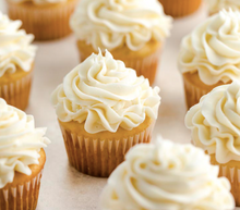 Load image into Gallery viewer, Vanilla Cupcakes with Buttercream Frosting