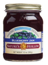 Natures Hollow Sugar Free Jam