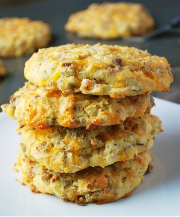 Breakfast Biscuits 4 Pack