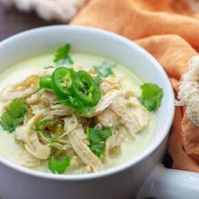 Load image into Gallery viewer, White Chicken Chili
