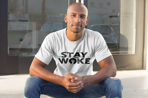 Men's Stay Woke Tee