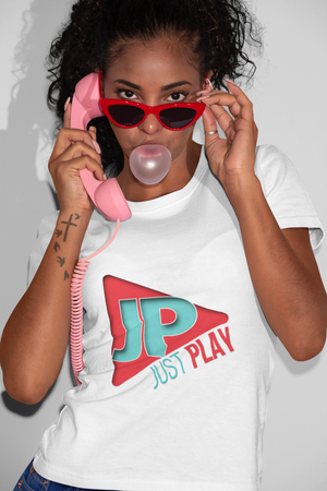 Fitted Just Play Tee