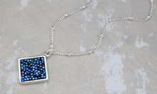 Load image into Gallery viewer, Crystal Rocks Necklace - Cosmic Black