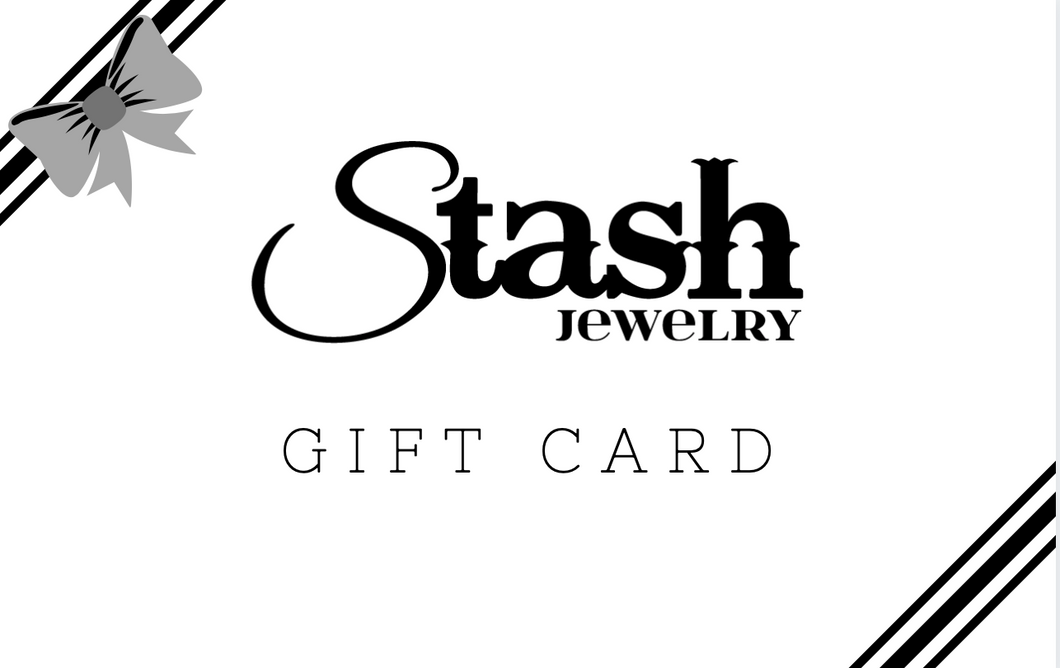 Stash Jewelry Gift Card