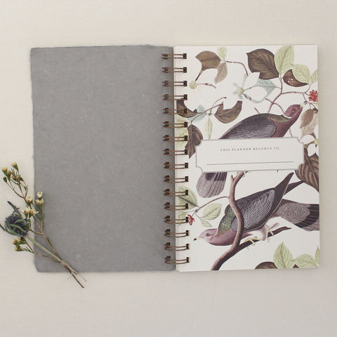 Agenda // Weekly Planner in Grey