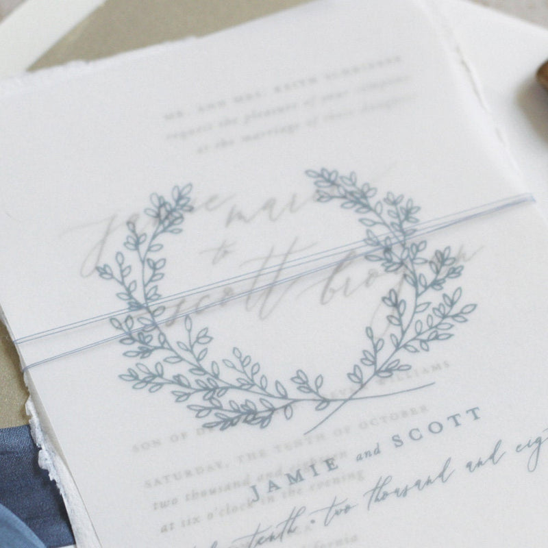 Jamie // Ethereal Wreath Suite