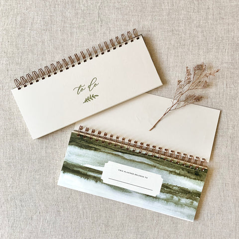To Do // Keyboard Planner