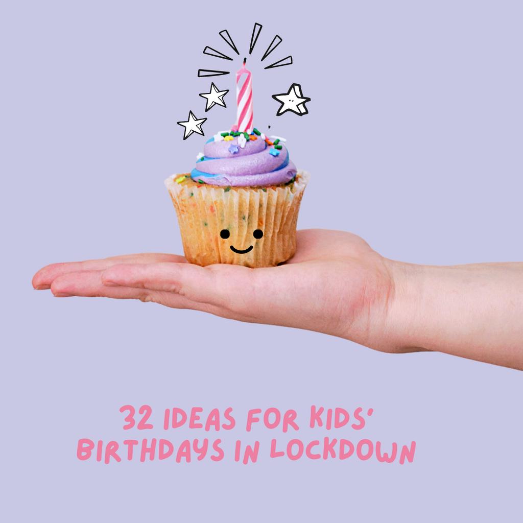 32 Lockdown Birthday Ideas for Toddlers
