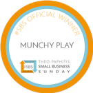 Richmond Business 'Munchy Play' Wins #SBS Run by Theo Paphitis