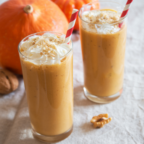 pumpkin smoothie for picky eaters