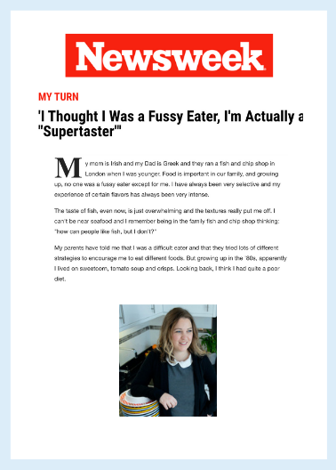 newsweek your story