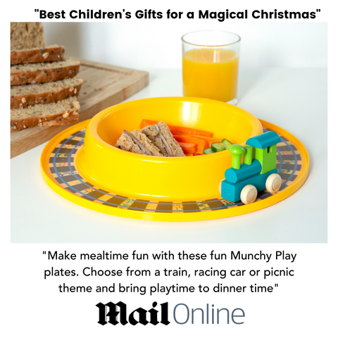 munchy play plates