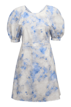Load image into Gallery viewer, Adalane Cloudy Puff Sleeve Dress