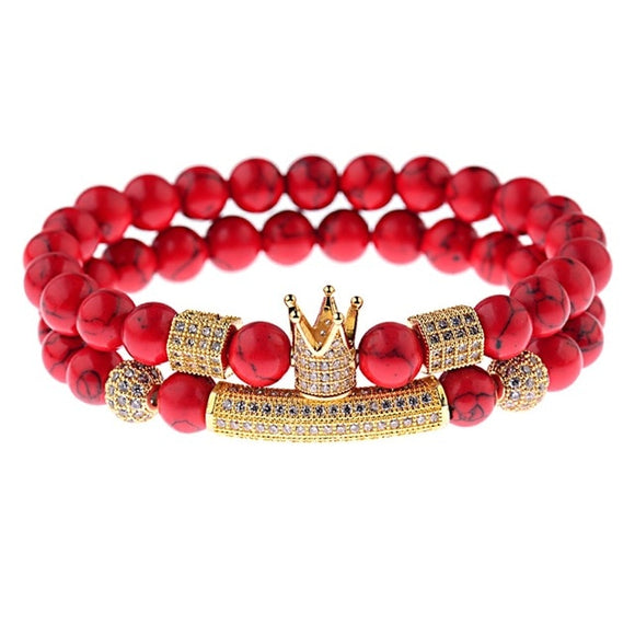 Red Monarch Bracelet