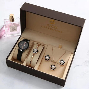 Gift Set Pearl and Watch
