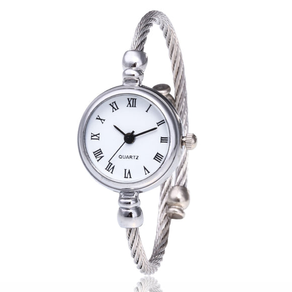 Delicate Rope Style Watch