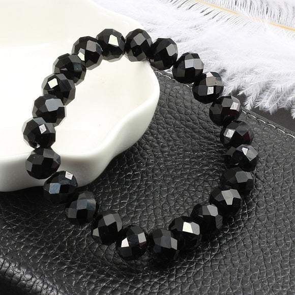 Gem Bead Simple Bracelet
