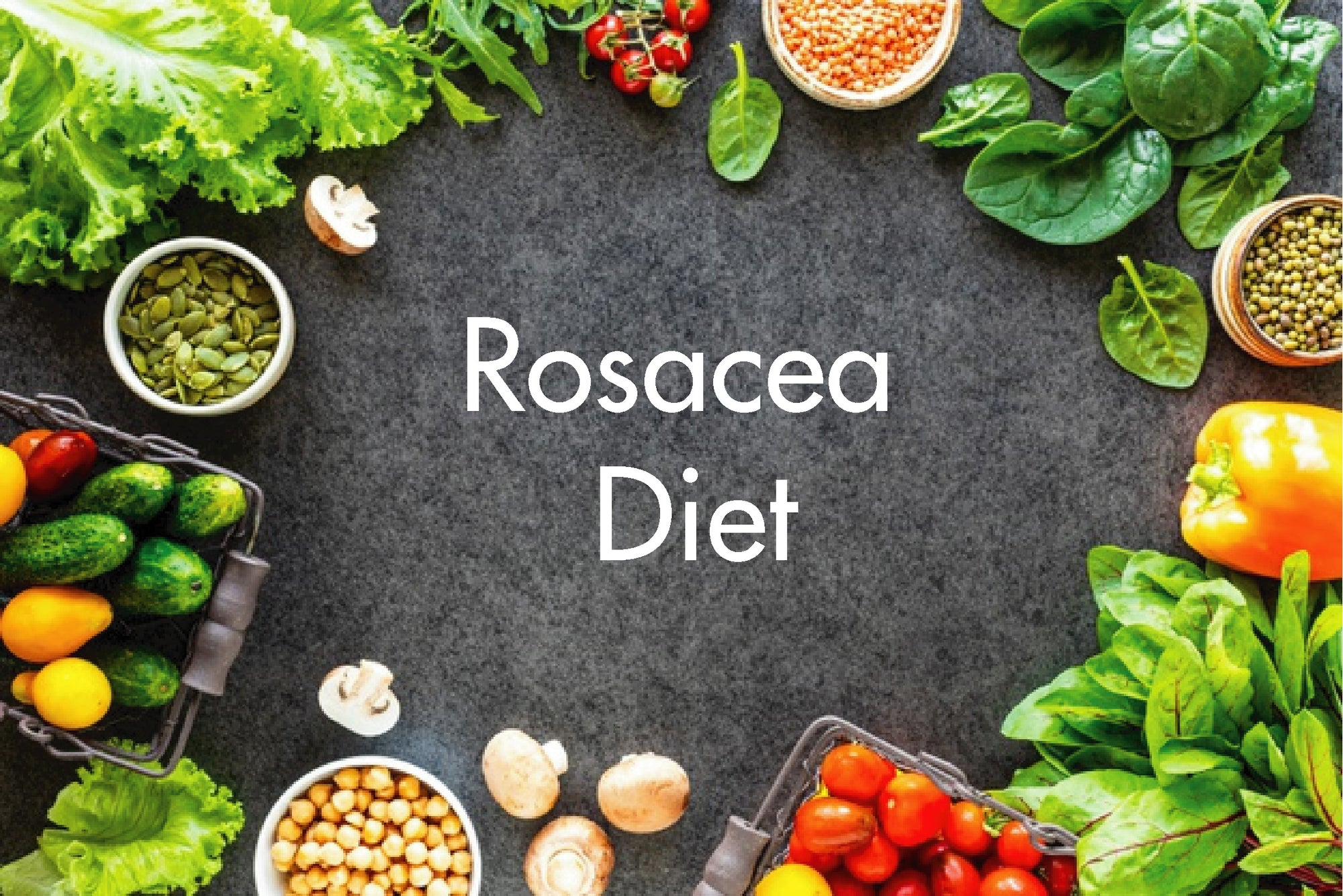 rosacea diet food