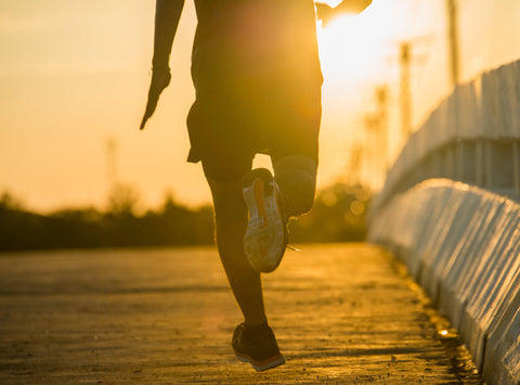 Rosacea-exercise-running