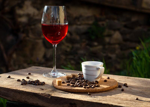 Rosacea-triggers-coffee-alcohol