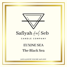 Load image into Gallery viewer, Euxine Sea- Black Sea soy scented candle