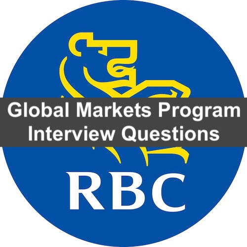 Top 4 RBC Global Markets Interview Questions