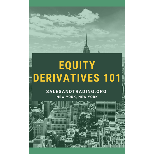 S&T Equity Derivatives Guide