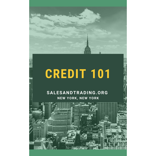 S&T Credit Guide