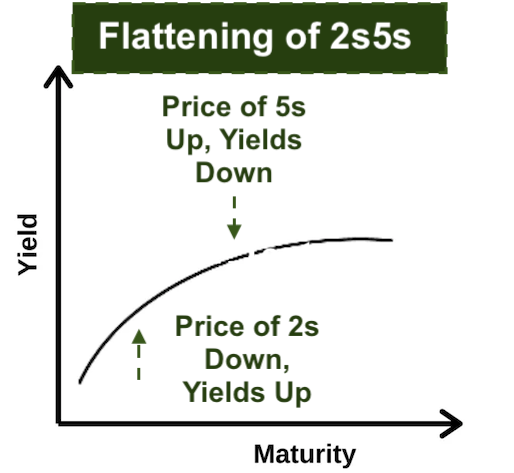 Yield Curve Trade 2s5s