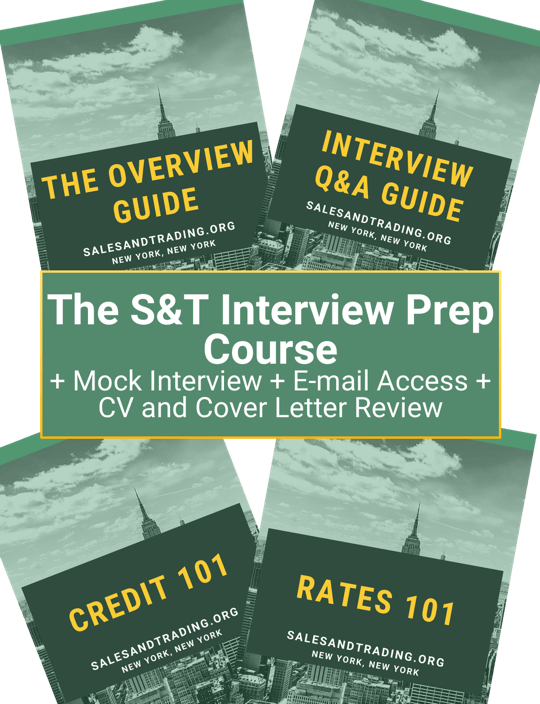 S&T Prep Course and Mock Interview