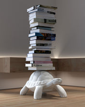 Lade das Bild in den Galerie-Viewer, Bücherregal | Turtle Carry Bookshelf | White | Weiß