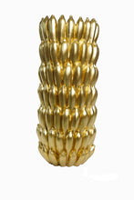 Lade das Bild in den Galerie-Viewer, Vase Banana Gold