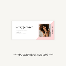 Load image into Gallery viewer, Kerry Email Signature Collection