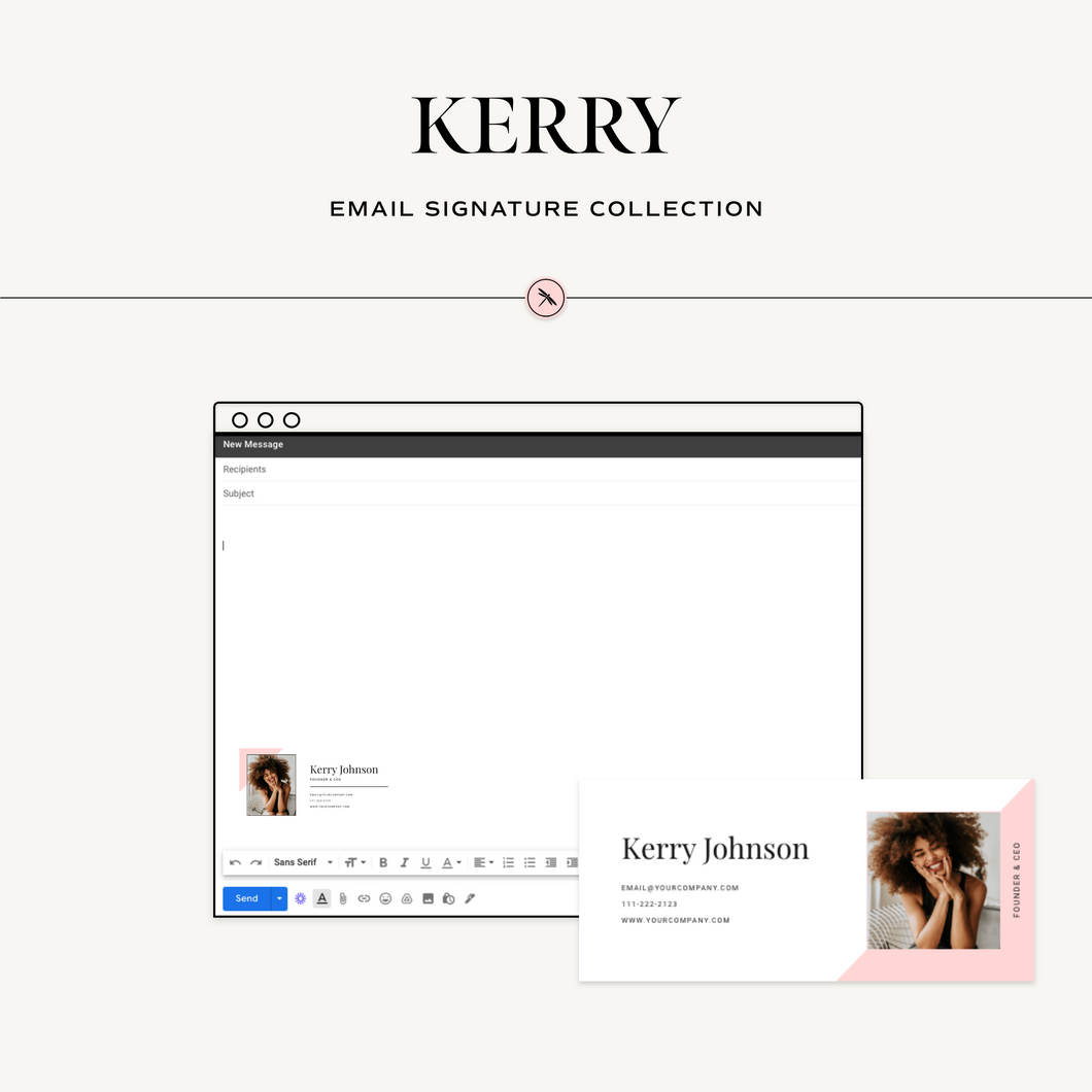 Kerry Email Signature Collection