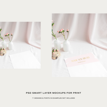 Load image into Gallery viewer, Made You Blush - Photo & Mockup Bundle