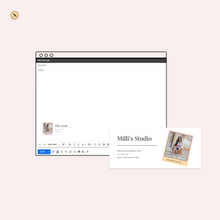 Load image into Gallery viewer, Milli Email Signature Collection