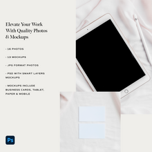 Load image into Gallery viewer, Minimal - Stock Photo & Mockup Bundle